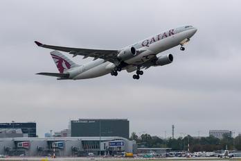 A7-ACL - Qatar Airways Airbus A330-200