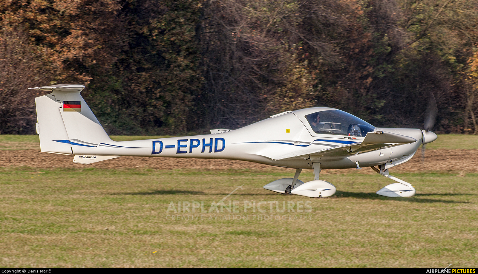 industries aircraft da evolution diamond photo