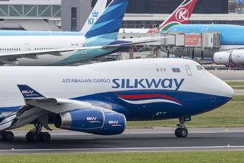 VP-BCH - Silk Way Airlines Boeing 747-400F, ERF