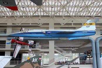 N820NA - NASA Lockheed F-104A Starfighter