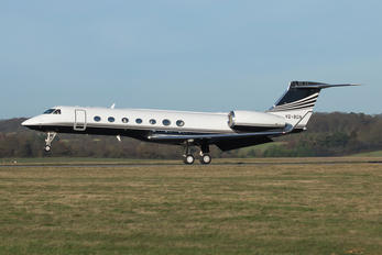 VQ-BGN - Private Gulfstream Aerospace G-V, G-V-SP, G500, G550
