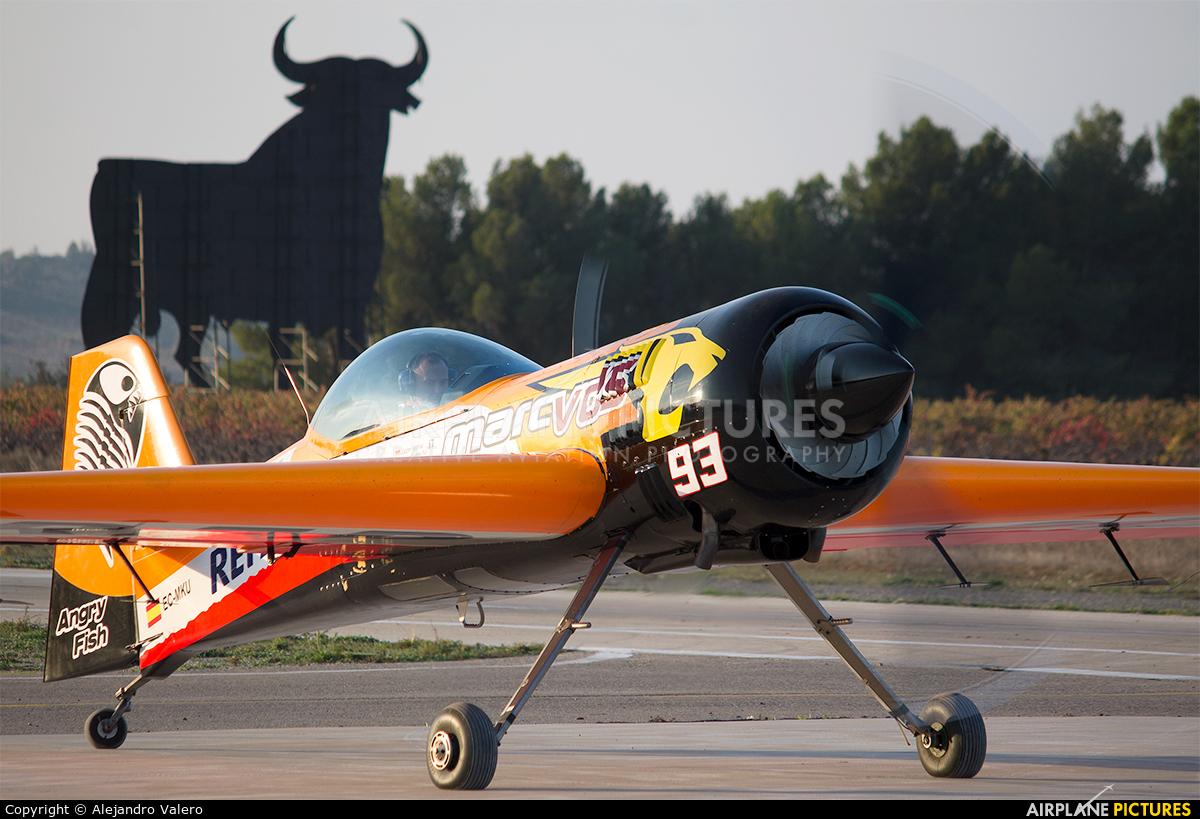 Private EC-MKU aircraft at Requena