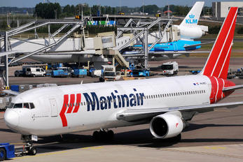 PH-MCI - Martinair Boeing 767-300