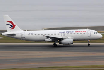 B-6672 - China Eastern Airlines Airbus A320