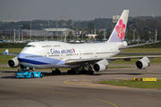 B-18251 - China Airlines Boeing 747-400 aircraft