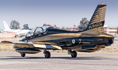 "438 - United Arab Emirates - Air Force ""Al Fursan&quo Aermacchi MB-339NAT"