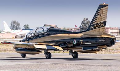 "438 - United Arab Emirates - Air Force ""Al Fursan&quo Aermacchi MB-339NAT"