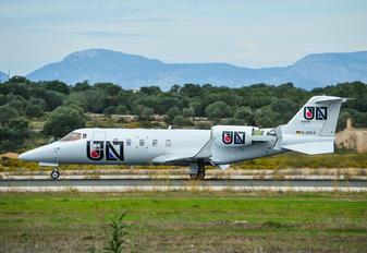 D-CFAX - FAI - Flight Ambulance International Learjet 35