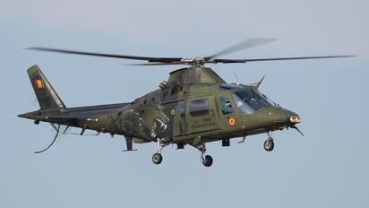 H29 - Belgium - Air Force Agusta / Agusta-Bell A 109BA