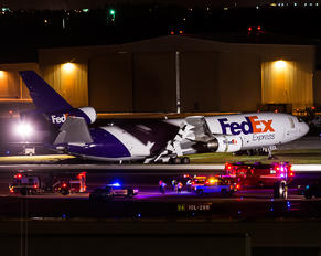 N370FE - FedEx Federal Express McDonnell Douglas DC-10F