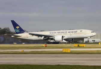 HZ-AKM - Saudi Arabian Airlines Boeing 777-200ER