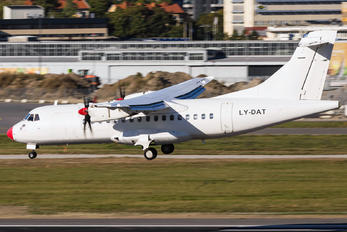 LY-DAT - Danu Oro Transportas ATR 42 (all models)
