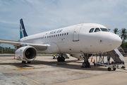9V-SBF - SilkAir Airbus A319 aircraft