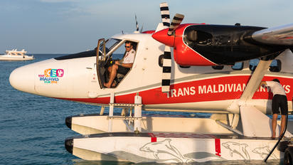 8Q-MAJ - Trans Maldivian Airways - TMA de Havilland Canada DHC-6 Twin Otter