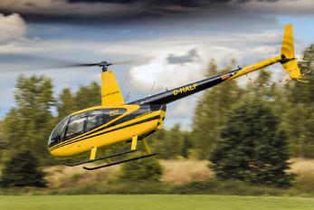 D-HALF - Air Lloyd  Robinson R44 Astro / Raven