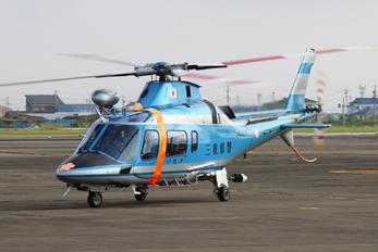 JA06ME - Japan - Police Agusta Westland AW109 E Power Elite