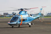 JA06ME - Japan - Police Agusta Westland AW109 E Power Elite aircraft