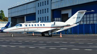 OK-KIN - Aeropartner Cessna 525B Citation CJ3