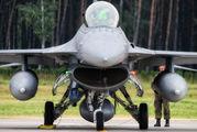 4081 - Poland - Air Force Lockheed Martin F-16D block 52+Jastrząb aircraft