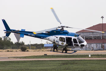 ZS-RPL - South Africa - Police Aerospatiale AS350 Ecureuil / Squirrel