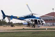 ZS-RPL - South Africa - Police Aerospatiale AS350 Ecureuil / Squirrel aircraft