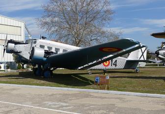 T.2B-254 - Spain - Air Force Casa C-352L