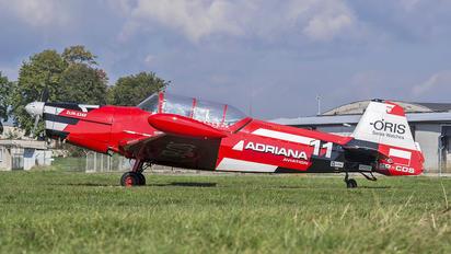 SP-CDS - Grupa Akrobacyjna Żelazny - Acrobatic Group Zlín Aircraft Z-526F