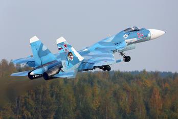 84 RED - Russia - Navy Sukhoi Su-33