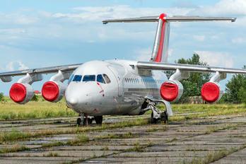 G-CEIF - Falko Regional British Aerospace BAe 146-200/Avro RJ85