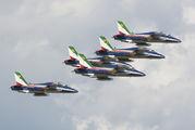 "MM54534 - Italy - Air Force ""Frecce Tricolori"" Aermacchi MB-339-A/PAN aircraft"