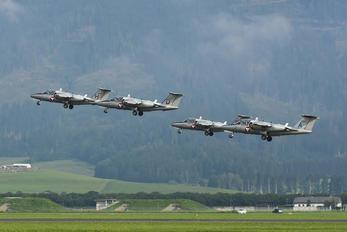 H - Austria - Air Force SAAB 105 OE