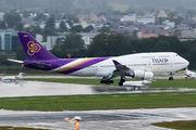 HS-TGG - Thai Airways Boeing 747-400 aircraft