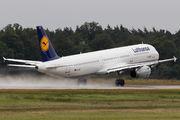 D-AISG - Lufthansa Airbus A321 aircraft