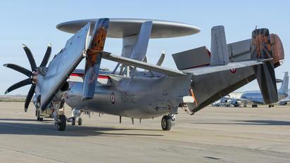 166417 - France - Navy Grumman E-2C Hawkeye