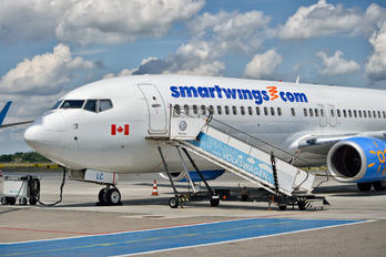 C-GOFW - SmartWings Boeing 737-800