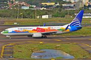 HP-1825CMP - Copa Airlines Boeing 737-800 aircraft