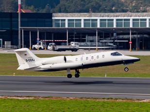 D-CQAJ - Quick Air Jet Charter Learjet 35 R-35A