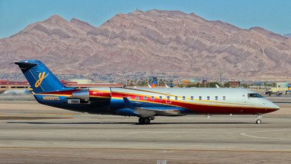 N999YG - Private Canadair CL-600 Challenger 850