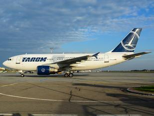 YR-LCA - Tarom Airbus A310