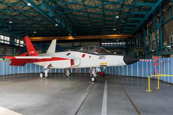 51-0001 - Japan - Air Self Defence Force Mitsubishi X-2