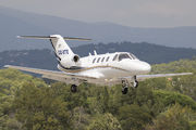 OO-STE - Private Cessna 525 CitationJet aircraft
