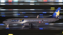 JA73NF - Skymark Airlines Boeing 737-800 aircraft