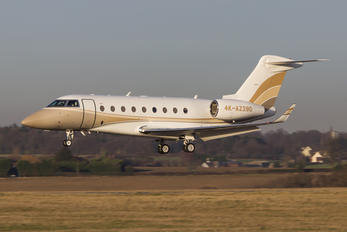 4K-AZ280 - SW Business Aviation Gulfstream Aerospace G200