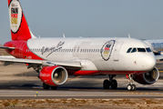 D-ABFK - Air Berlin Airbus A320 aircraft