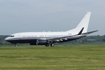 N92SR - Starflight Express Boeing 737-700 BBJ