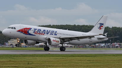YL-LCD - Travel Service Airbus A320