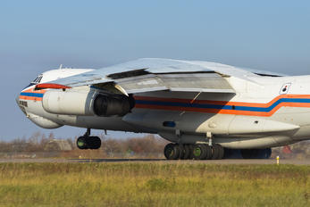 RA-76841 - Russia - МЧС России EMERCOM Ilyushin Il-76 (all models)