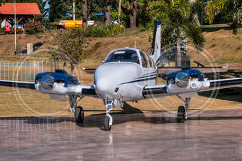 PP-AAZ - Private Beechcraft 58 Baron