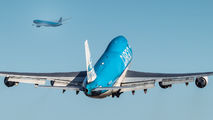PH-CKA - KLM Cargo Boeing 747-400F, ERF aircraft