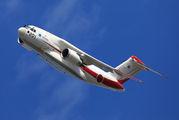 08-1201 - Japan - Air Self Defence Force Kawasaki C-2 aircraft